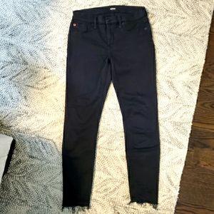 Hudson Krista Crop Skinny Jeans Size 27